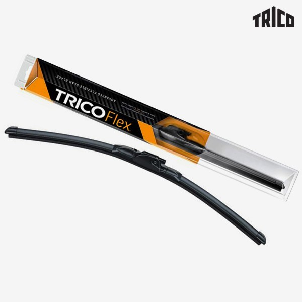 Щетки стеклоочистителя Trico Flex бескаркасные для Volkswagen Phaeton (2002-2016) № FX600+FX450
