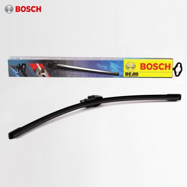 Задняя щетка стеклоочистителя Bosch Rear Aerotwin бескаркасная для Volkswagen Tiguan (2007-2016) № 3397008006