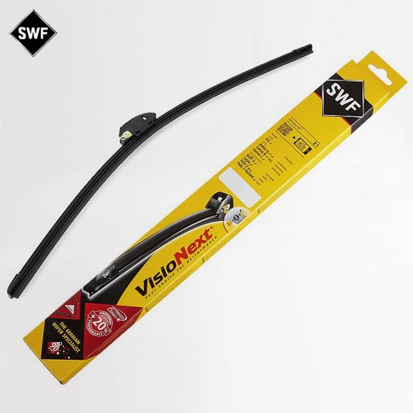 Щетки стеклоочистителя SWF VisioNext бескаркасные для Volkswagen Transporter T5 (2003-2013) № 119860+119855