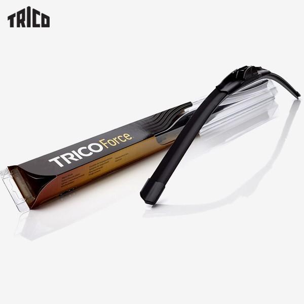 Щетки стеклоочистителя Trico Force бескаркасные для Volvo C30 (2006-2013) № TF650L+TF500L