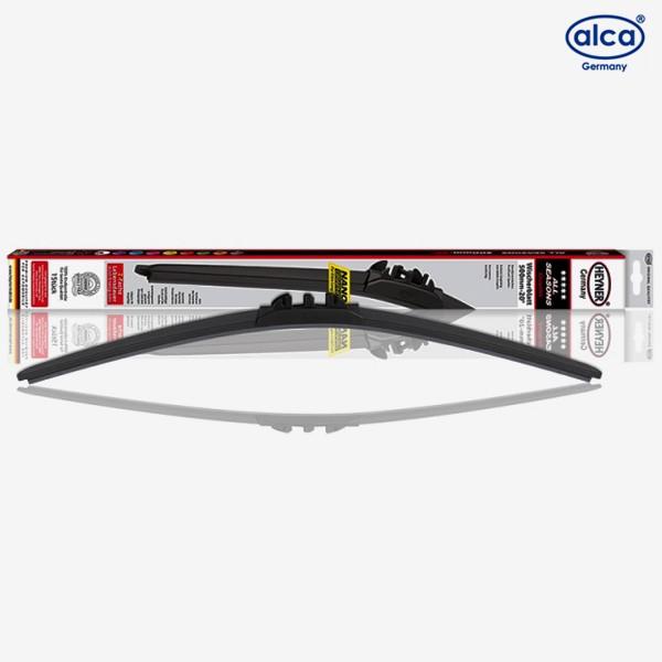 Щетки стеклоочистителя Alca All Seasons бескаркасные для Volvo C70 (2006-2013) № 096000+089000+300210+300210