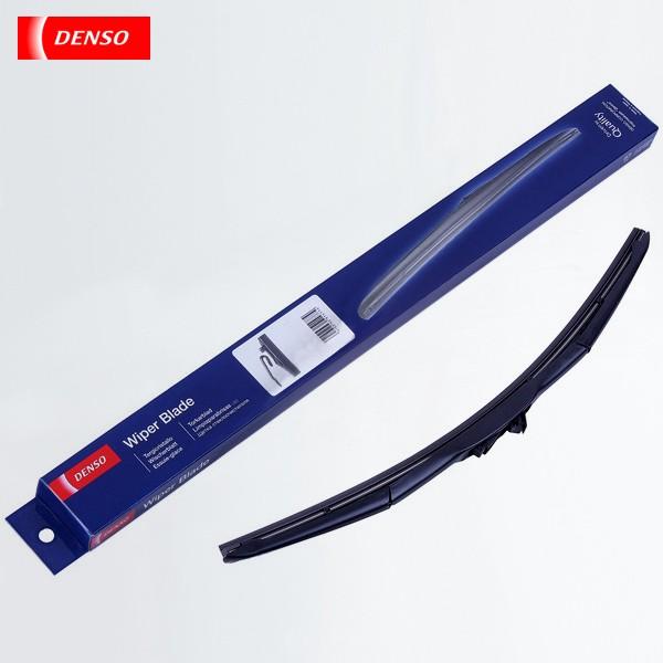 Задняя щетка стеклоочистителя Denso гибридная для Volvo V40 (1995-2004) № DU-040L-1