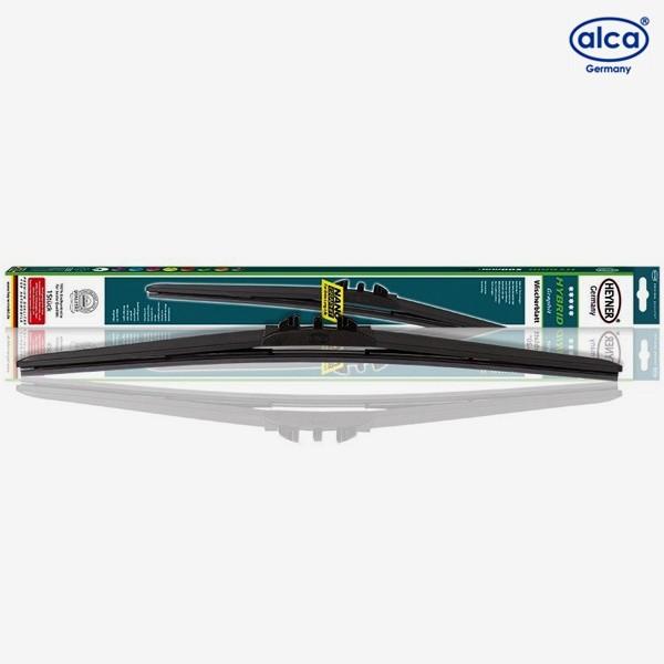 Щетки стеклоочистителя Alca Hybrid гибридные для Volvo V70 (2000-2004) № 034000+031000