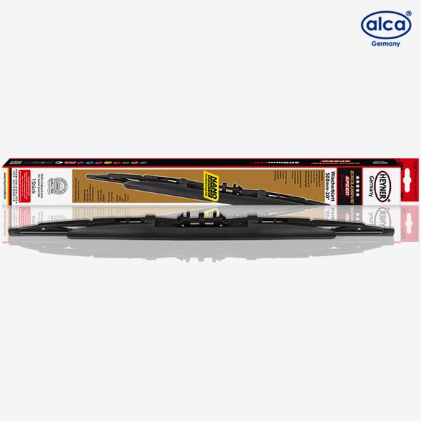 Щетки стеклоочистителя Alca Exclusive каркасные для Volvo XC70 (2000-2004) № 164000+161000