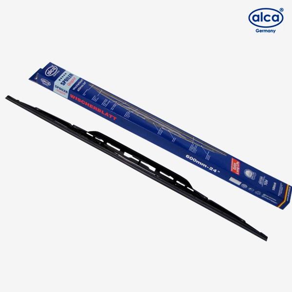 Щетки стеклоочистителя Alca Spoiler каркасные (со спойлером) для Volvo XC90 (2004-2007) № 197000+195000+300310+300310