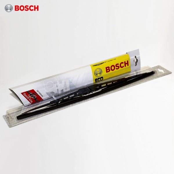 Задняя щетка стеклоочистителя Bosch Rear ECO каркасная для УАЗ Hunter (2006-2018) № 3397011211
