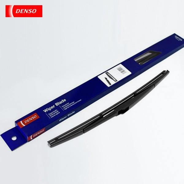 Щетки стеклоочистителя Denso каркасные (водительская со спойлером) для УАЗ Patriot (2004-2018) № DMS-553+DM-553